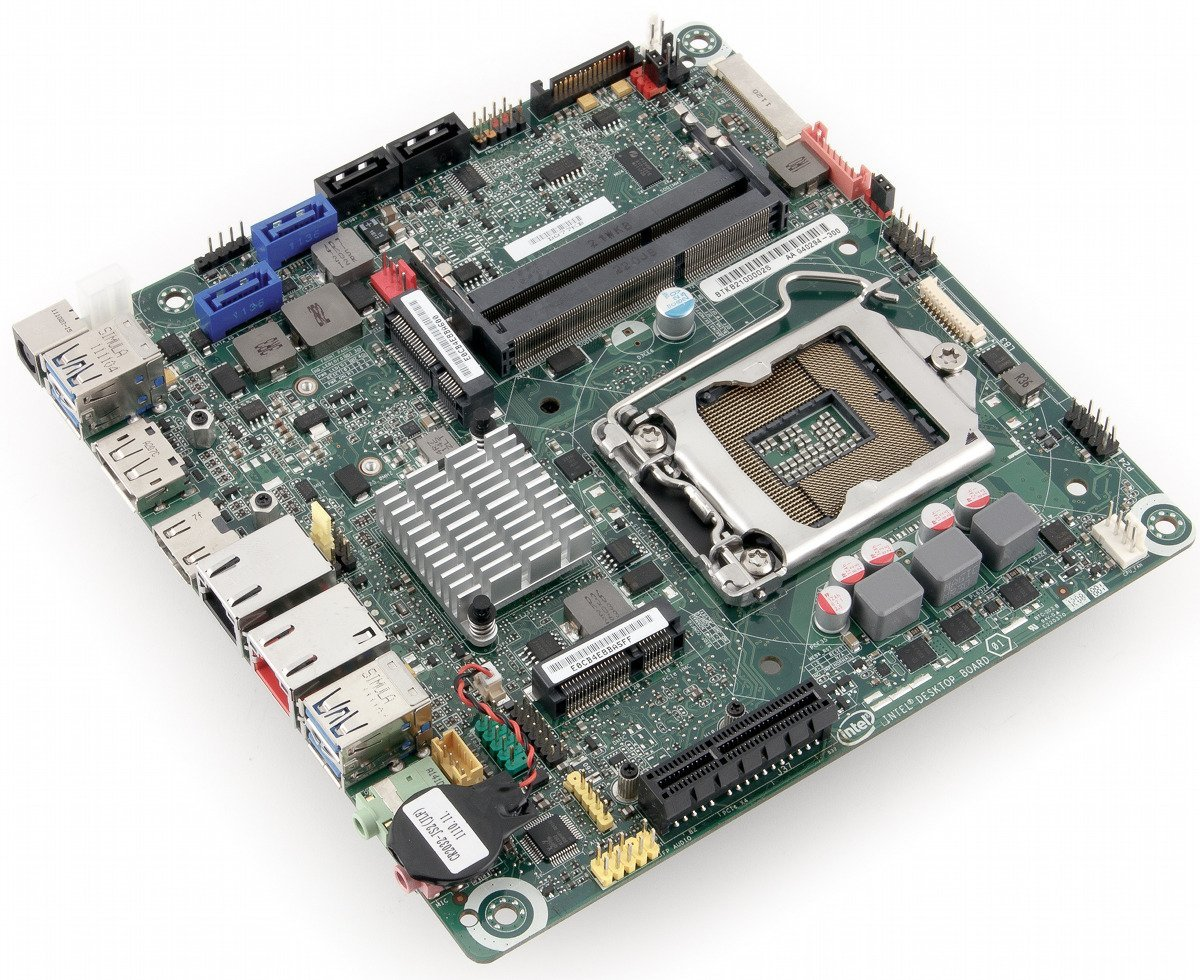 Intel DQ77KB Thin Mini-ITX MB
