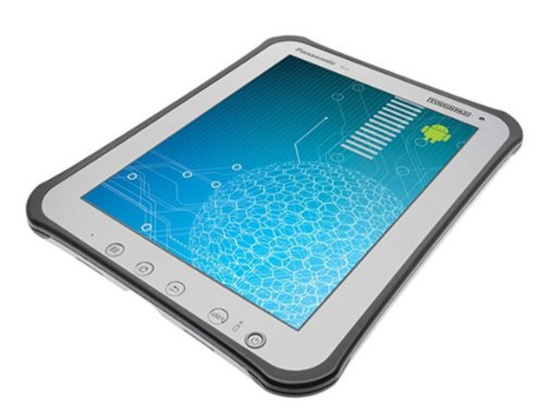 Panasonic Toughpad FZ-A1BDAAZ1M 10.1-Inch 16 GB Tablet (Silver)